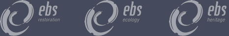 EBS Restoration, Ecology, and Heritage